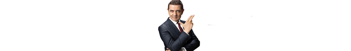 Johnny English Kurdish Poster
