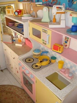 Outdoor Play Kitchen Sets Inside an House Ahnaleah Would Love This Set