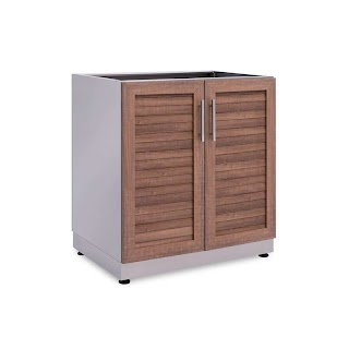 Outdoor Kitchen Products Newage Free Standing Cabinet Reviews