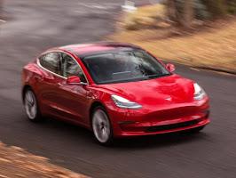 Tesla modellek Tesla Model 3 Standard Plus