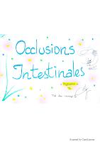 Occlusions intestinales resumé.pdf