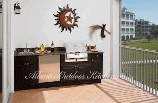 Atlantis Outdoor Kitchens Cabinetry