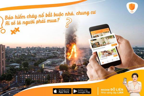 Bảo hiểm cháy nổ bắt buộc nhà, chung cư - Ai sẽ là người phải mua?