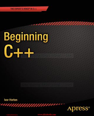 Beginning C++.pdf