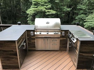 Outdoor Kitchen Wood S Charlotte Grill Company