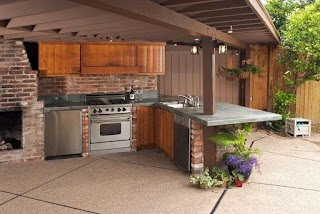 Outdoor Kitchen Area Tips for Building an in Tallahassee