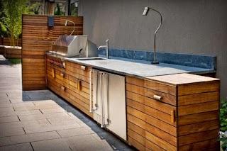 Outdoor Kitchen Cabinets UK Alfresco Ideas Units