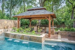 Outdoor Kitchen Gazebo S Arbors S Mirror Lake Designs