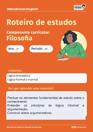 LÓGICA INFORMAL E ARISTOTÉLICA