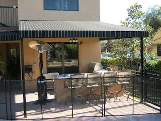 Outdoor Kitchen Canopy Tampa Fl West Coast Awnings