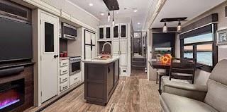 Fifth Wheel Campers with Outdoor Kitchen Top 5 Best S Rvingplanet Blog