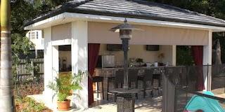 Outdoor Kitchen Orlando Fl Shade New Horizons