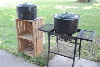 Outdoor Canning Kitchen Blog Archive Sweet Corn Birdworms