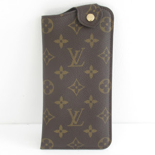 Louis Vuitton MINT Monogram Eyeglass Case