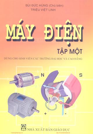 Máy Điện Tập 1 - Bùi Đức Hùng, 158 Trang.pdf