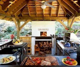 Ultimate Outdoor Kitchen Epicuriouscom Epicuriouscom