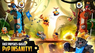 Badland Brawl Mod APk 2.7.0.7 [Unlimited Money]
