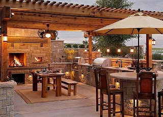Best Outdoor Kitchen Designs 17 Functional and Practical Design Ideas Style