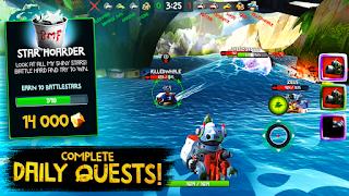Battle Bay Mod Apk 4.8.22677 [Unlimited Money]