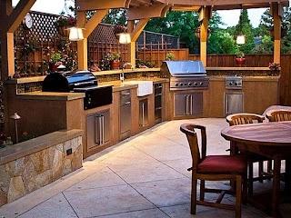 Outdoor Kitchen Lighting Ideas Classic Tedxoakville Home Blog