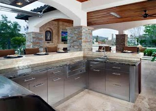 Danver Stainless Outdoor Kitchens Kitchen Partners with Timbertown Austin