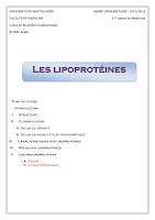 16. Les Lipoprotéines univ mosta.pdf