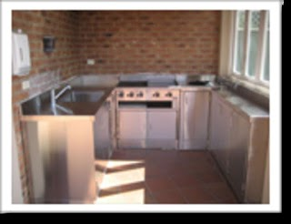 Commercial Outdoor Kitchen Complete Catering Equipment