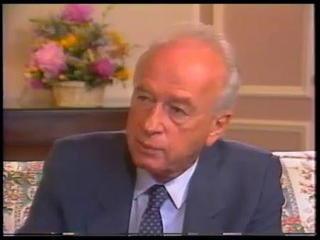 Yitzhak Rabin Interviewed in Israel (Original Airdate 6/24/1990)