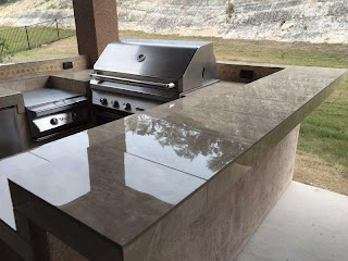 San Antonio Outdoor Kitchens Custom Designs