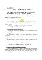 Chapitre 4 MODELE QUANTIQUE DE L'ATOME.pdf