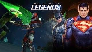 DC Legends: Battle for Justice Mod APk 1.26.11 [Unlimited Money]