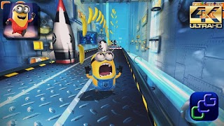 Minion Rush: Despicable Me Mod Apk 7.5.0f [Unlimited Money]