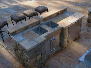 Outdoor Kitchen Forum So I Finally Get to Build Me an Patio Tell Me What