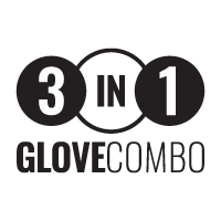 3-in-1 glove