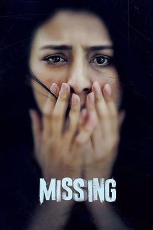 Missing kurdish poster
