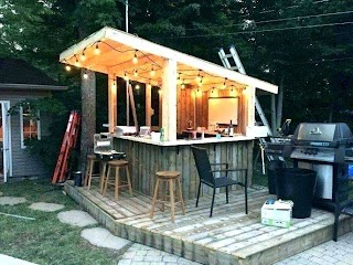 Diy Outdoor Kitchens on a Budget Kitchen Ides Perfectdi3tinfo