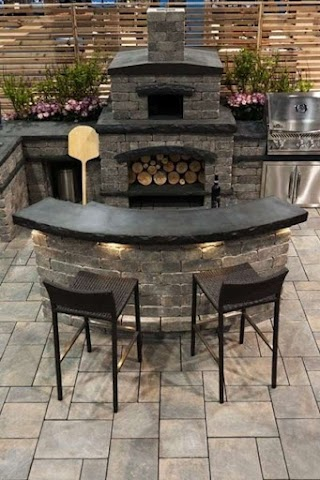 Outdoor Kitchen Bars Awesome S with Artisan Crafted Iron