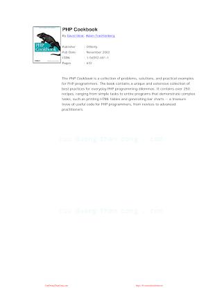 PHP Cookbook (2002).pdf