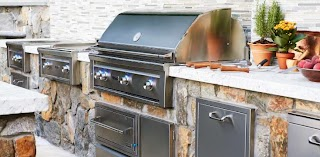 Lynx Outdoor Kitchen Grills