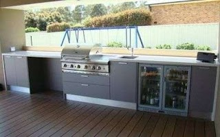 Outdoor Kitchen Cabinets and More Image Result for Laminex Decoracion