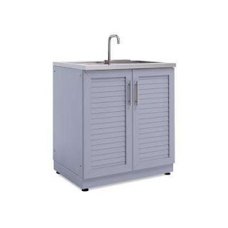 Outdoor Kitchen Sink Cabinet S Storage The Home Depot