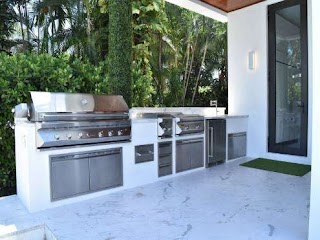 Outdoor Kitchens Miami Luxapatio