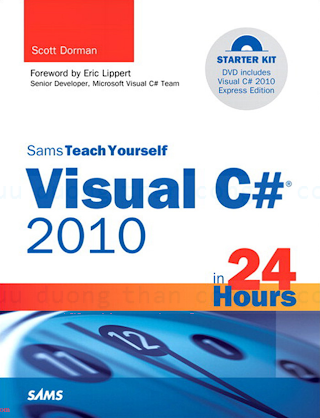 SamsTeachYourseft  Visual C# in 24 Hours.pdf