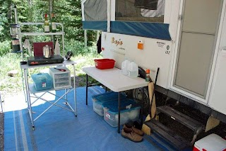 Outdoor Camp Kitchen Rv Storage Ideas Cooking Storage Ideas Or