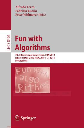 3319078895 {90049125} Fun with Algorithms [Ferro, Luccio _ Widmayer 2014-05-16].pdf