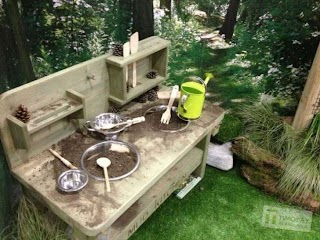 Kids Outdoor Kitchen 20 Mud Ideas for Garden Ideas 1001 Gardens
