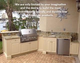 Outdoor Kitchens Sarasota Fl Elite Design Weatherproof