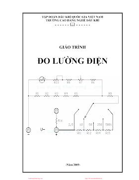 CĐDK.Giáo Trình Đo Lường Điện - Trần Đại Nghĩa, 121 Trang.pdf