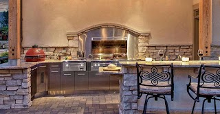 Outdoor Kitchen Canada S Calgary Victoria Kelowna