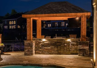 Lighting for Outdoor Kitchen and Grill to Sharpen Your Chef Skills